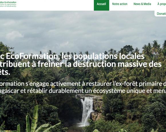Avril 2016: Le site web EcoFormation fait peau neuve !