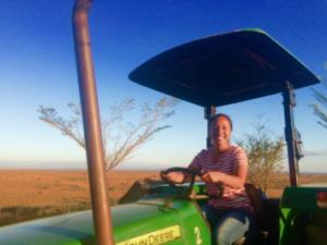 Juillet 2016: Arielle ingénieur forestier Malgache – Chef d'Exploitation