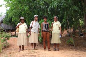Juin 2017: Les soeurs de St-Maurice en mission