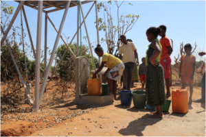 Septembre 2017: De l'eau potable pour réduire les risques de maladies