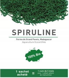 Février 2019: Leader Price pour distribuer de la Spiruline à Madagascar