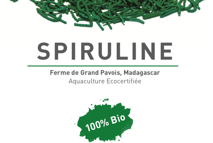 February 2019: Distribution of Spirulina in Madagascar